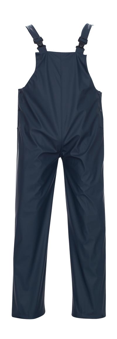 MASCOT® Swansee - blu navy* - Pettorina antipioggia
