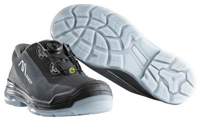 MASCOT® Tatra - nero/antracite - Scarpa antinfortunio S3 con sistema di chiusura Boa®