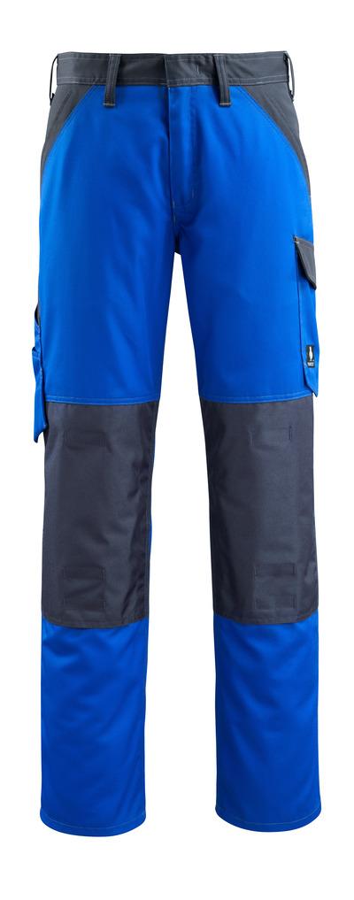 MASCOT® Temora - blu royal/blu navy scuro - Pantaloni