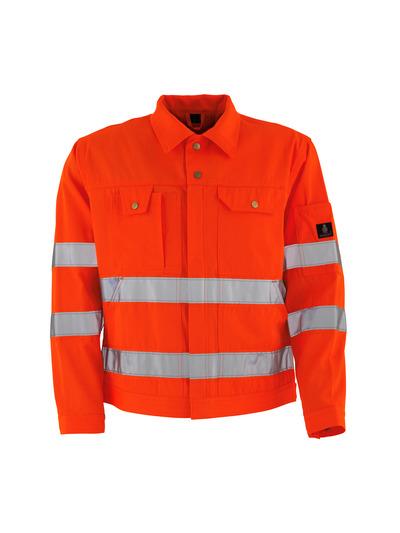 MASCOT® Texas - arancio hi-vis* - Giacca, alta resistenza all'usura, classe 2/2
