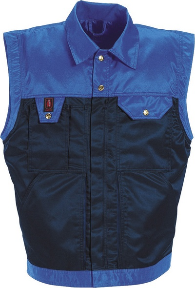 MASCOT® Trento - blu navy/blu royal* - Gilet antifreddo
