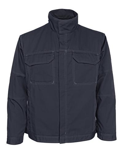 MASCOT® Trenton - blu navy scuro - Giacca, cotone