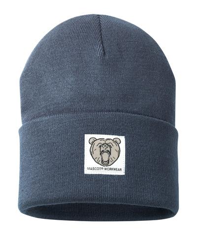 MASCOT® Tribeca - blu navy scuro - Cappello di Lana