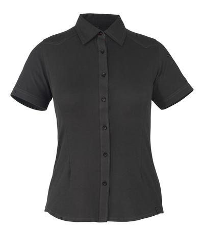 MASCOT® Vatio - nero* - Camicia, a maniche corte