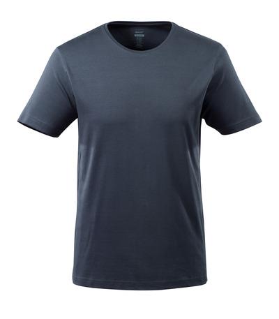 MASCOT® Vence - blu navy scuro - Maglietta, vestibilità aderente