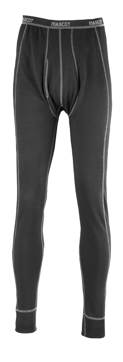 MASCOT® Vigo - nero - Sottopantaloni tecnici, traspirante, asciuga rapidamente